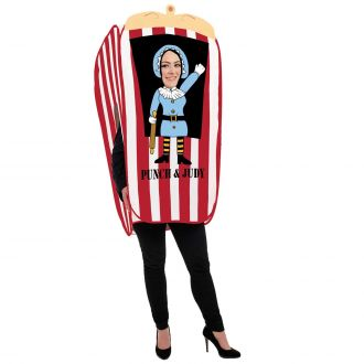 Womens Punch and Judy Costume