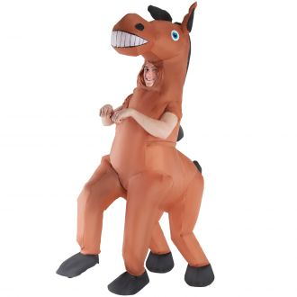Horse Giant Inflatable Costume