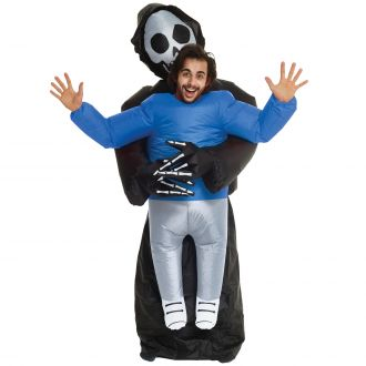 Pick Me Up Grim Reaper Inflatable Costume